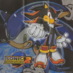 CUTS UNLEASHED:SA2 VOCAL COLLECTION - Sonic Adventure 2